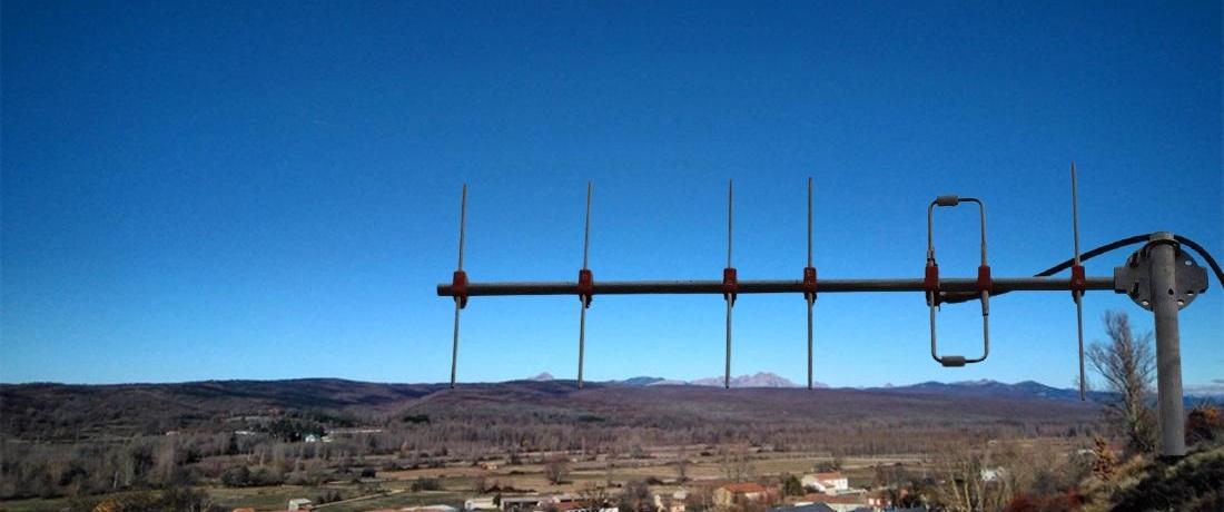 Antena Direccional